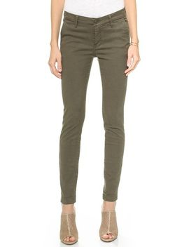skinny-trousers by joie