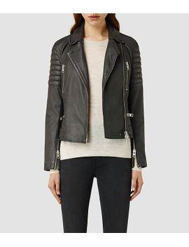 leather-huxley-biker-jacket by allsaints