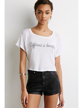 different-tee by forever-21