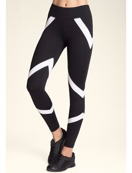 black-&-white-leggings by bebe