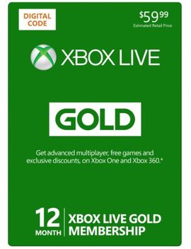 microsoft-xbox-live-12-month-gold-membership-(physical-card) by microsoft