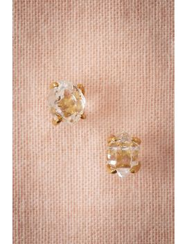 herkimer-diamond-posts by bhldn