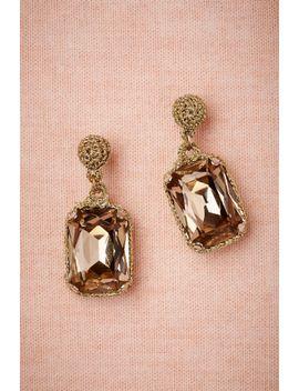 baltic-amber-earrings by bhldn