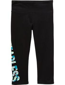 girls-graphic-yoga-capris by old-navy