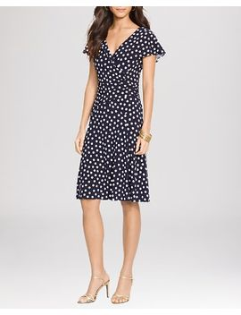 dress---polka-dot-jersey by lauren-ralph-lauren