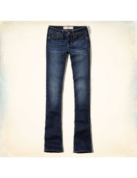 stretch-low-rise-boot-jeans by hollister
