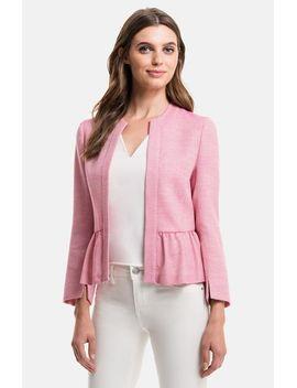 pink-tweed-jacket by 1state