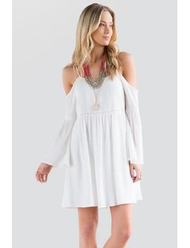 eloise-cold-shoulder-dress by francescas