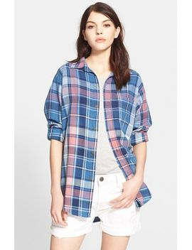 the-prep-school-plaid-shirt by current_elliott