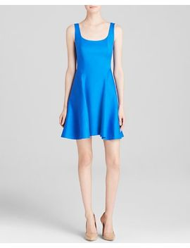 dress---sadie-sleeveless-flare by alice-and-olivia