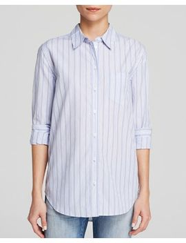 shirt---reese-triple-stripe-poplin by equipment
