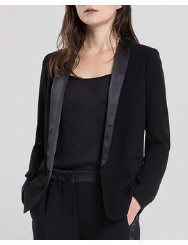 jacket---tuxedo-suit by sandro