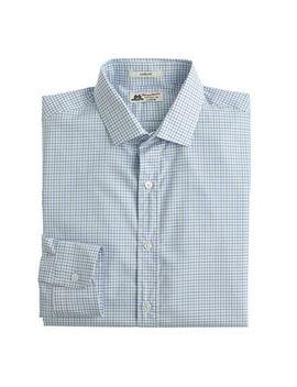 thomas-mason®-for-jcrew-ludlow-shirt-in-fresh-pond-tattersall by thomas-mason