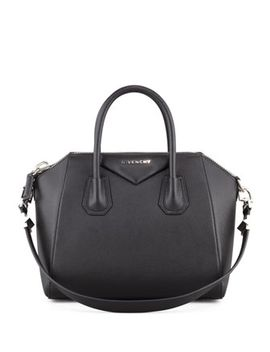 antigona-small-sugar-goatskin-satchel-bag by givenchy