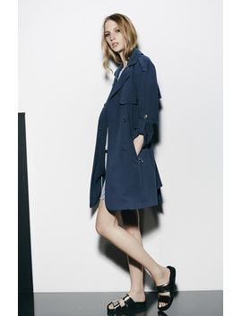 roll-sleeve-wrap-trench-coat by ab
