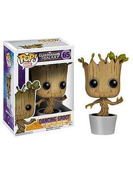 dancing-groot-vinyl-pop-figure by think-geek