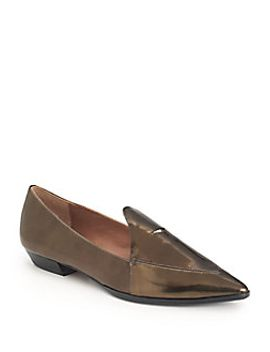 blake-leather-loafers by sigerson-morrison