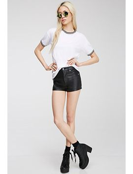 varsity-striped-ringer-tee by forever-21
