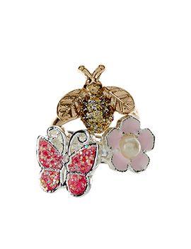 3-x-pretty-ring-set by accessorize