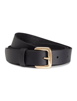 narrow-leather-belt by h&m