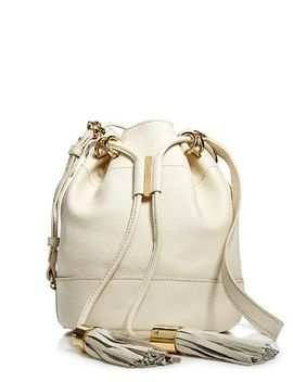 shoulder-bag---vicki-small-leather-bucket by see-by-chloé