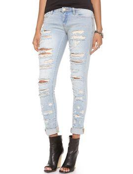 distressed-skinny-jeans by blank-denim