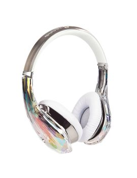 diamond-tears-headphones-clear by monster
