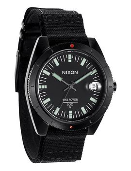 the-rover-canvas-strap-watch,-42mm by nixon