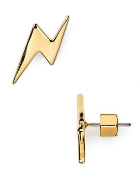 metal-bolt-stud-earrings by marc-by-marc-jacobs
