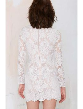 the-jetset-ruins-lace-dress by nasty-gal