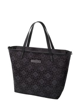 downtown-jacquard-canvas-tote by petunia-pickle-bottom