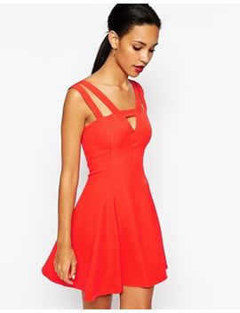 river-island-strappy-skater-dress by river-island