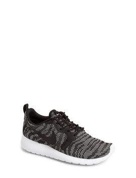 roshe-run-jacquard-sneaker by nike