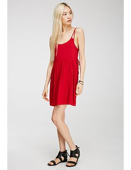 cami-babydoll-dress by forever-21