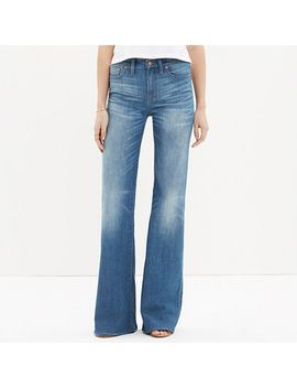 flea-market-flares-in-thom-wash by madewell