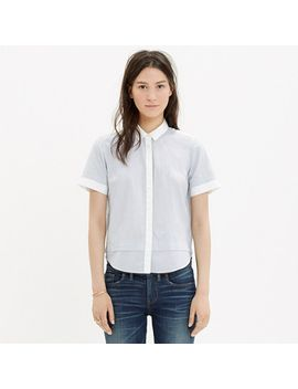 coastline-button-down-shirt by madewell