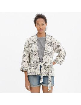 kimono-jacket-in-arrowhead by madewell