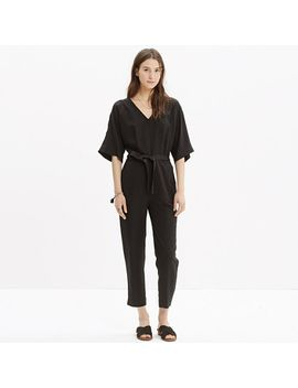 kimono-jumpsuit by madewell