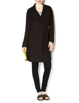 black-trench-coat by oasis,-montclair