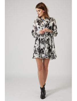 **chiffon-shirt-dress-by-goldie by topshop