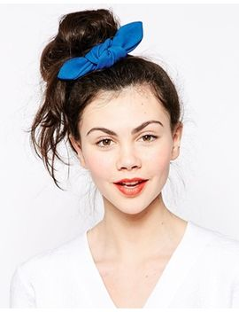 monki-madde-indigo-hair-tie-back by click-here-to-view-our-full-range-of-hair-accessories