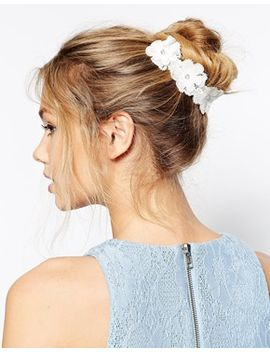 asos-lace-flower-hair-combs by click-here-to-view-our-full-range-of-hair-accessories