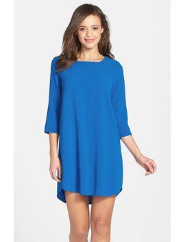 renae-three-quarter-sleeve-shift-dress by bb-dakota