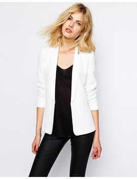 supertrash-tailored-blazer-in-white by supertrash