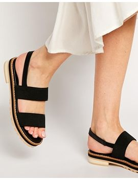 asos-fellow-chunky-sandals by asos-collection