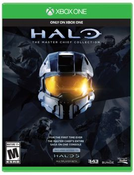 halo:-the-master-chief-collection by microsoft