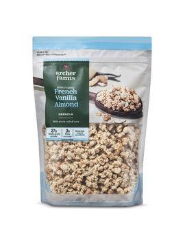 french-vanilla-almond-granola---12oz---archer-farms™ by archer-farms™