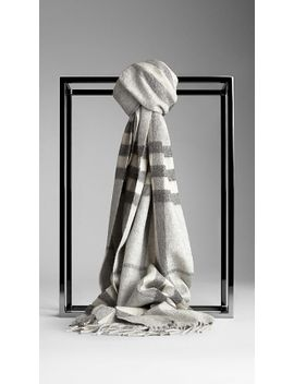 check-cashmere-scarf by burberry