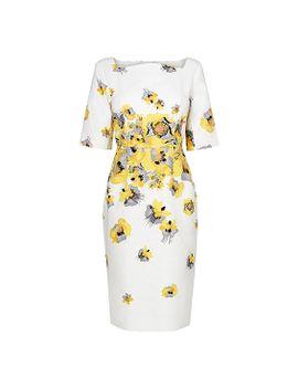 lasana-printed-dress by lkbennett