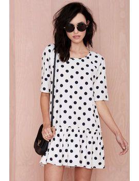 nasty-gal-get-dropped-polka-dot-dress by nasty-gal